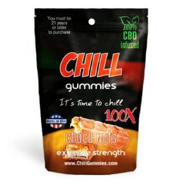 Chill Gummies - CBD Infused Choco Nuts [Edible Candy]