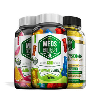 Meds Biotech CBD Infused Gummies